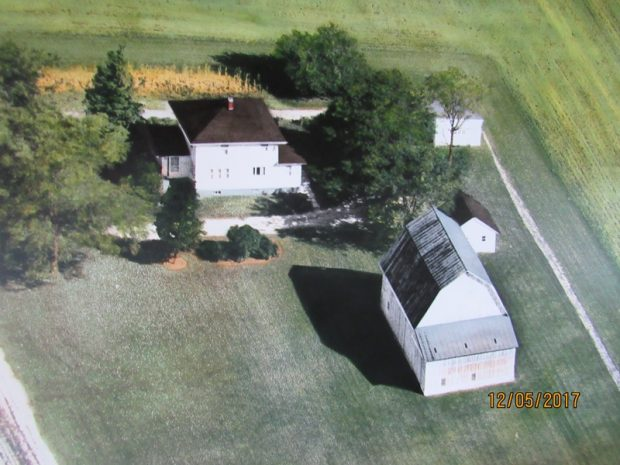 SOLD IN 2 TRACTS TRACT I: 1,456 sq ft Home w/3 Bedrooms, 2 Bath, Basement, Out Buildings on 2.18± Acres TRACT II: 2.38± Acres of Tillable Ground * 2012 Chevy Impala w/4,600 Miles, Antiques, Furniture, Ferguson Tractor, Lawn Mowers, Tools, Farm Related Items, House Hold Items