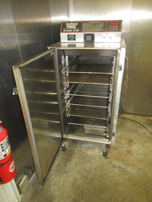 Well-Maintained Meat Processing Equipment, Appliances