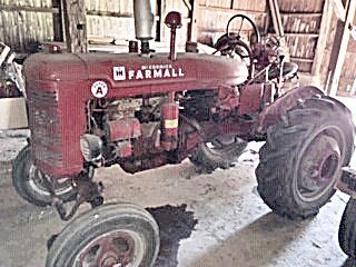 Farmall Super A Tractor, John Deere Mowers, Snow Blower, Tillers, Shop Tools, Furniture, Antiques, Collectibles, Household Items