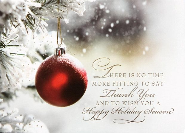 Happy Holidays From Wiegmann Auctioneers
